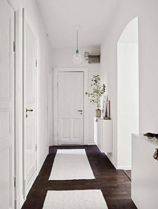 干货:入户门厅设计手法与套路_附家装图纸_22