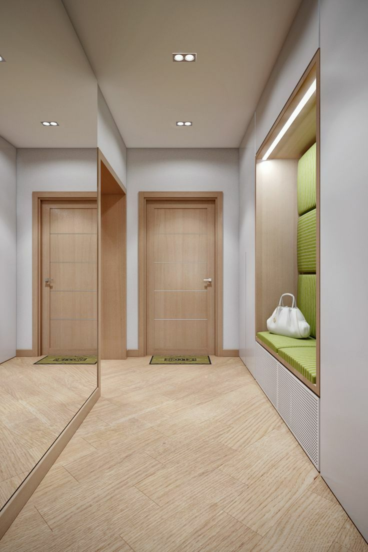 干货:入户门厅设计手法与套路_附家装图纸_24