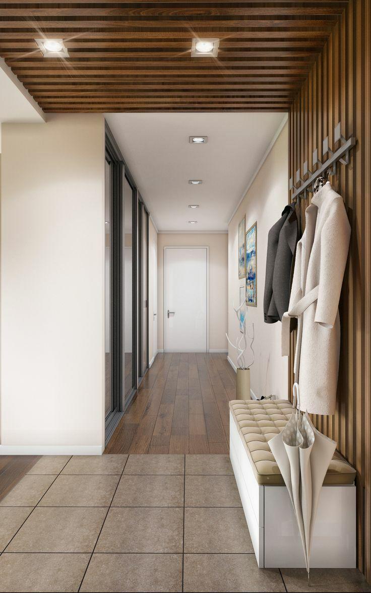 干货:入户门厅设计手法与套路_附家装图纸_21