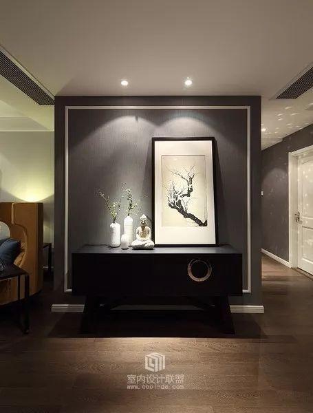 干货:入户门厅设计手法与套路_附家装图纸_31