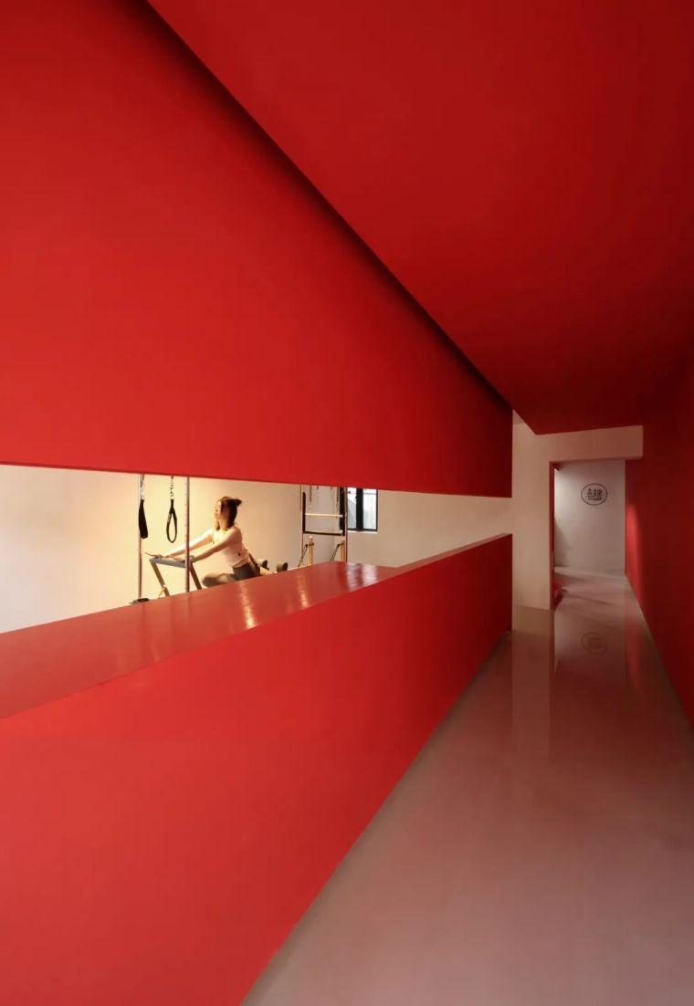 新作|喜提瑜伽馆:色彩再造与构件插入_7