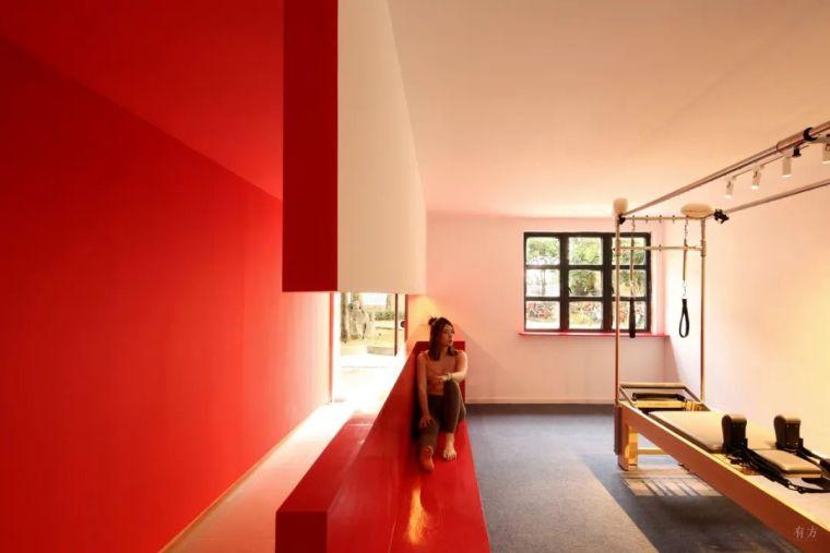 新作|喜提瑜伽馆:色彩再造与构件插入_8