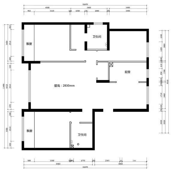 干货:入户门厅设计手法与套路_附家装图纸_9