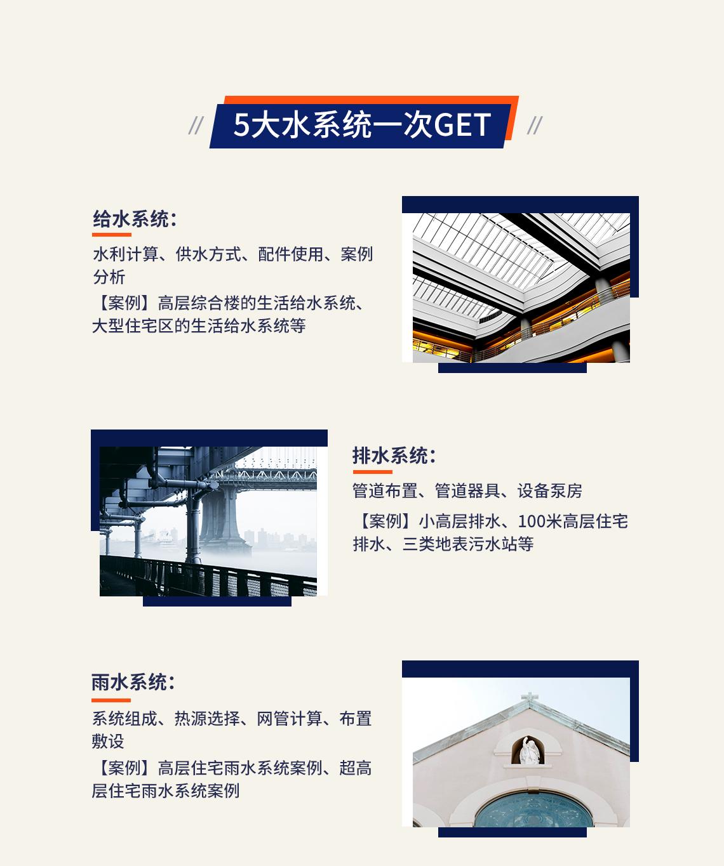 建筑暖通模块,包含了建筑采暖、民用空调设计、通风防排烟部分,以及中央空调多联机部分教学