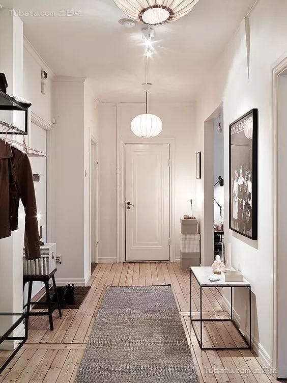 干货:入户门厅设计手法与套路_附家装图纸_18