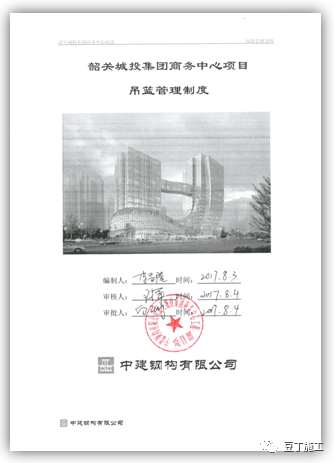 学习!吊篮施工安全技术管理交流及动画演示_37