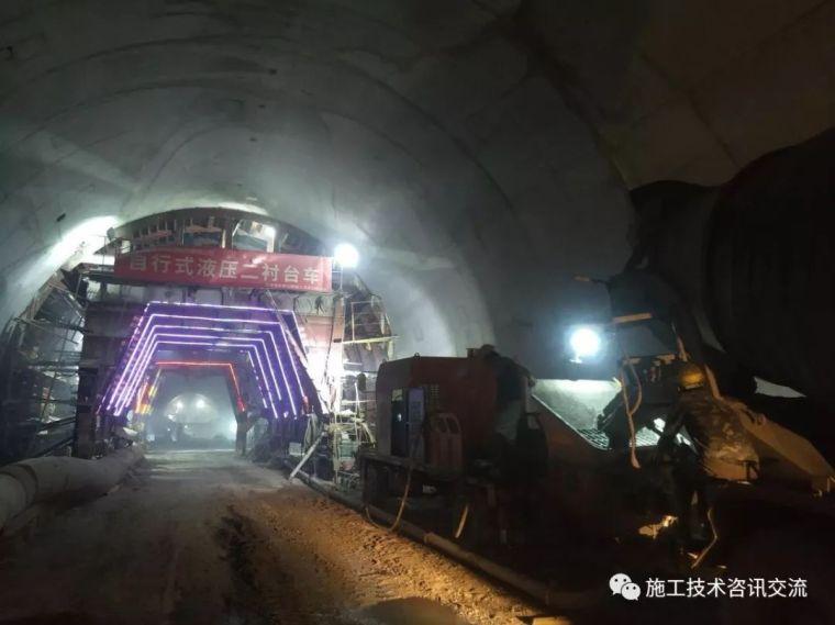 最新全套穿山隧道设计图纸集锦[2019]_17