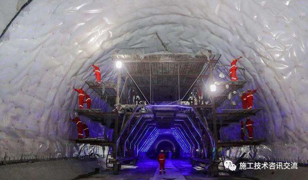 最新全套穿山隧道设计图纸集锦[2019]_28