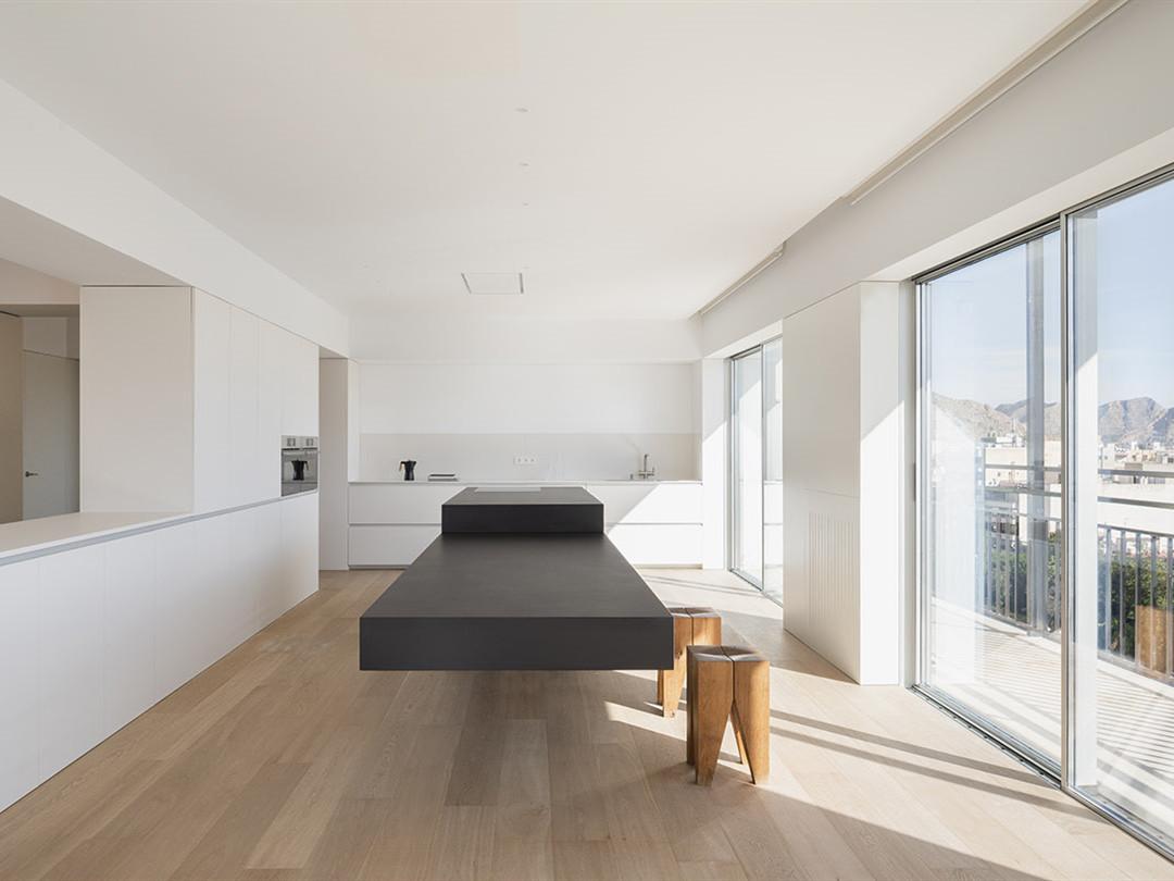 西班牙Orihuela公寓改造