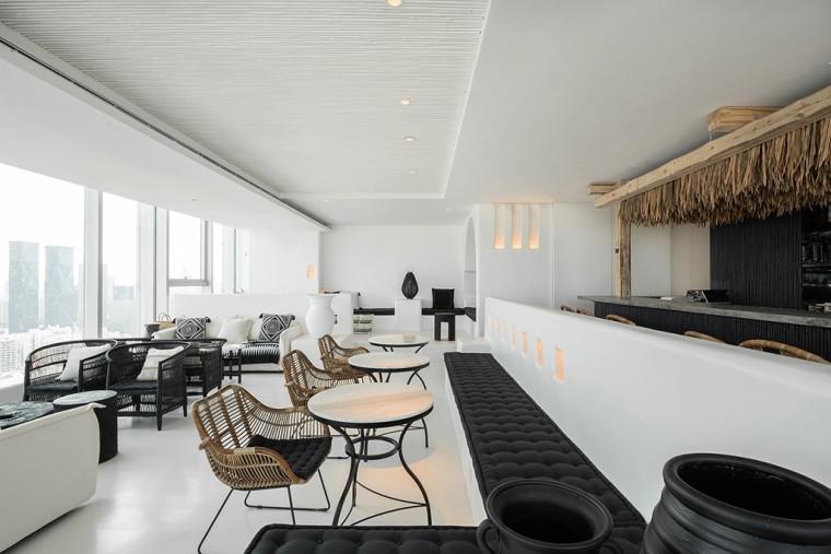 埂上设计丨取材生活,营造有仪式感的餐厅_5