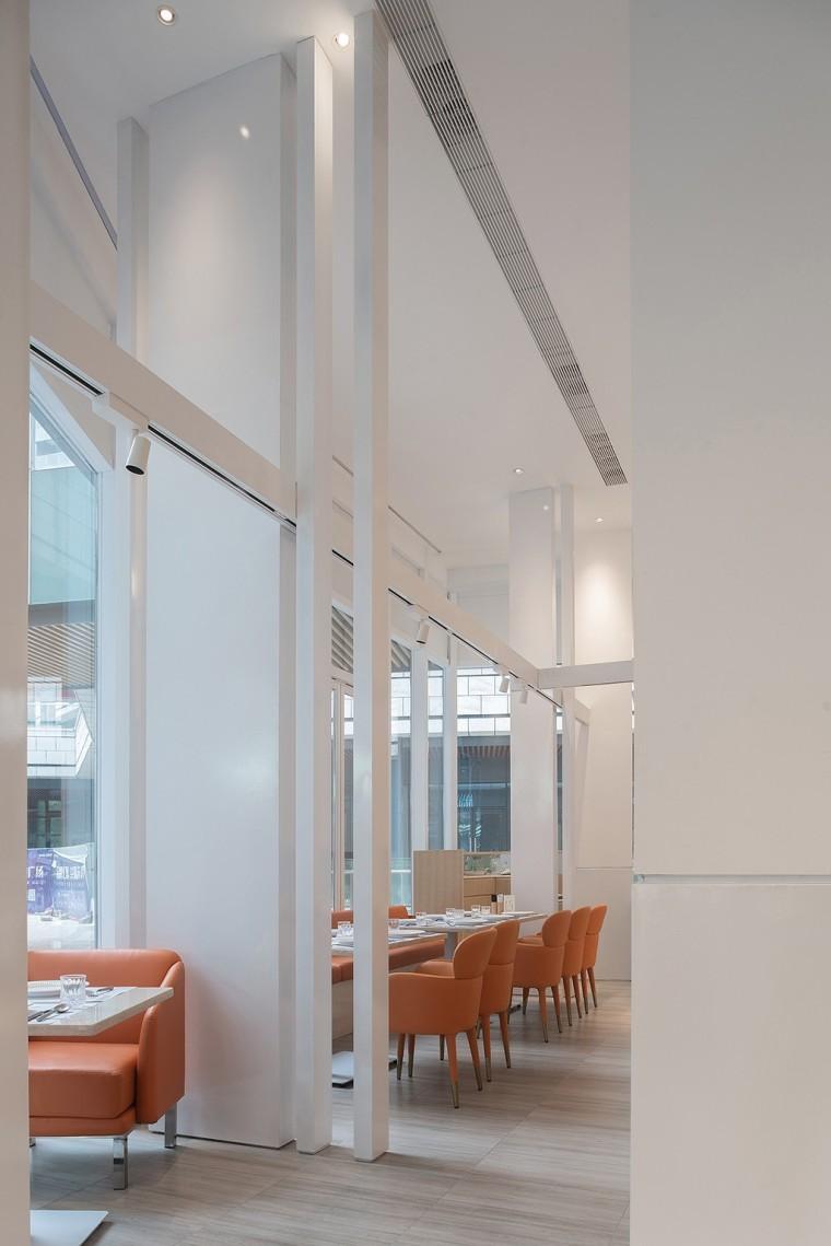埂上设计丨取材生活,营造有仪式感的餐厅_18
