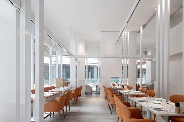 埂上设计丨取材生活,营造有仪式感的餐厅_17