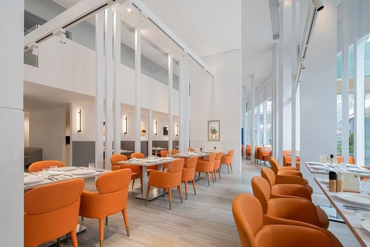 埂上设计丨取材生活,营造有仪式感的餐厅_16