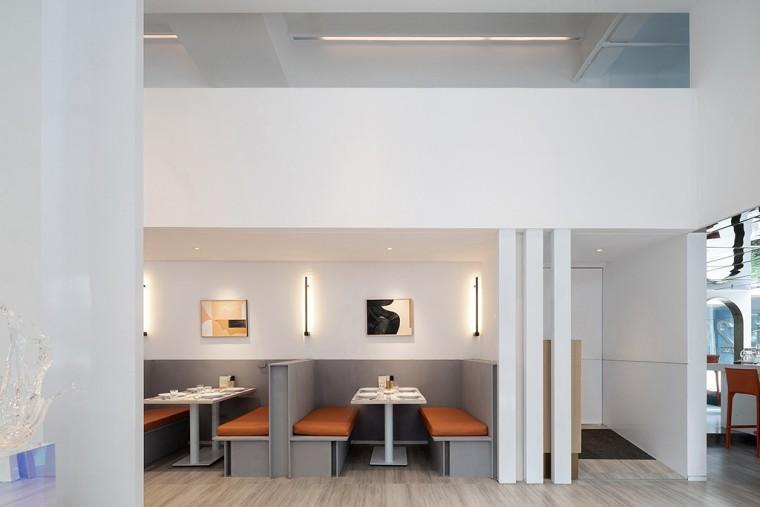 埂上设计丨取材生活,营造有仪式感的餐厅_19