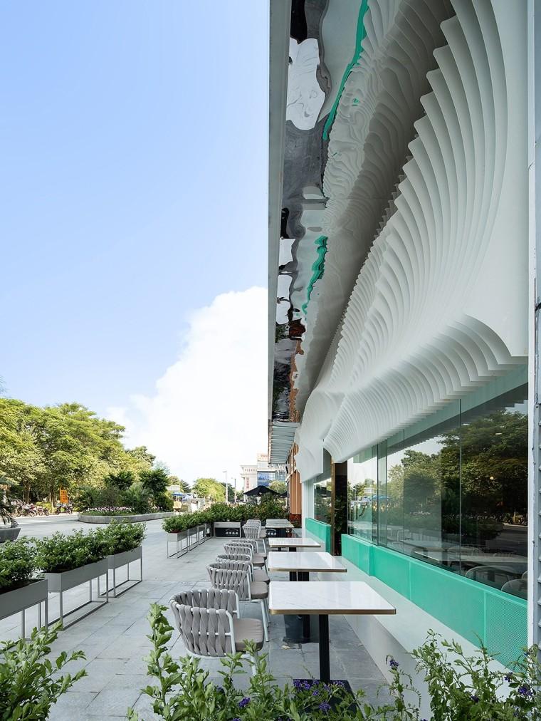 埂上设计丨取材生活,营造有仪式感的餐厅_25