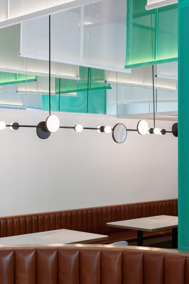 埂上设计丨取材生活,营造有仪式感的餐厅_29