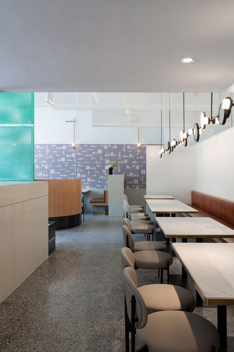 埂上设计丨取材生活,营造有仪式感的餐厅_30