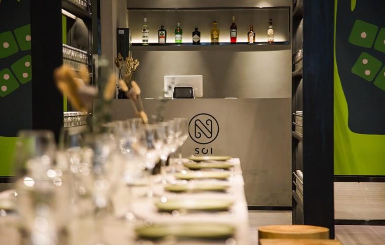 埂上设计丨取材生活,营造有仪式感的餐厅_37