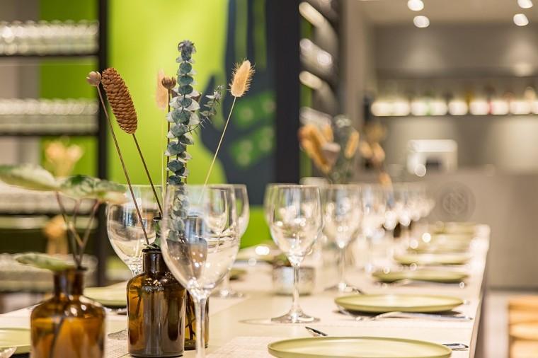 埂上设计丨取材生活,营造有仪式感的餐厅_38