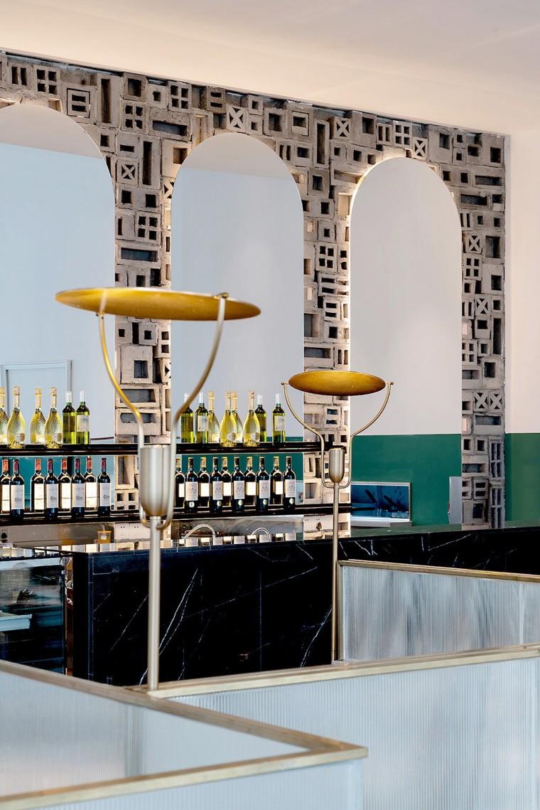 埂上设计丨取材生活,营造有仪式感的餐厅_41
