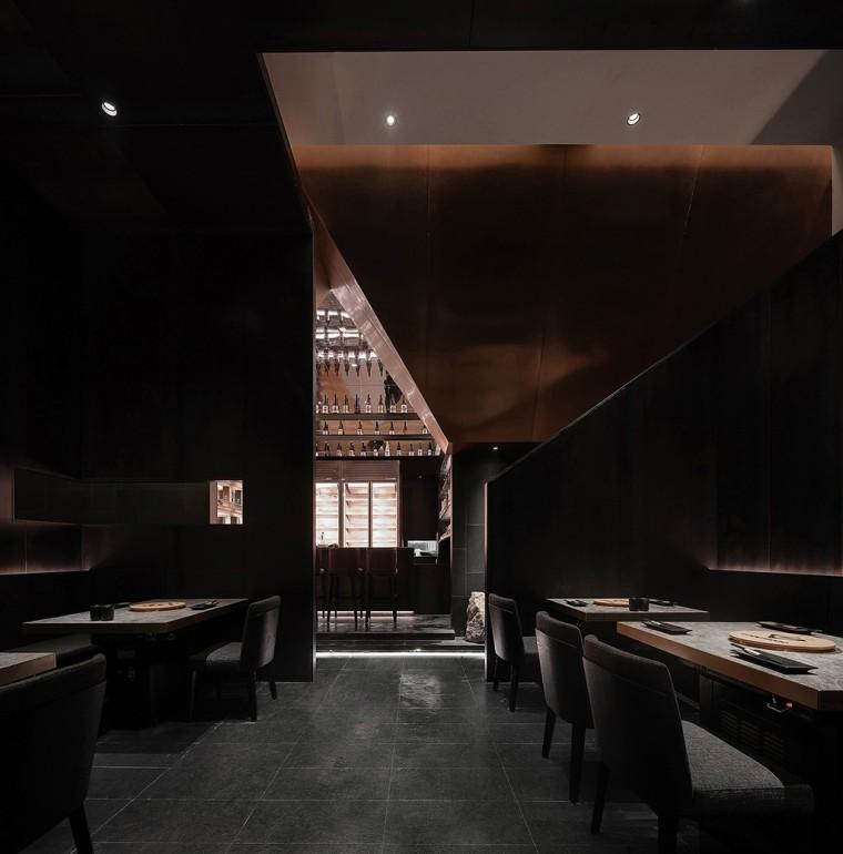埂上设计丨取材生活,营造有仪式感的餐厅_45