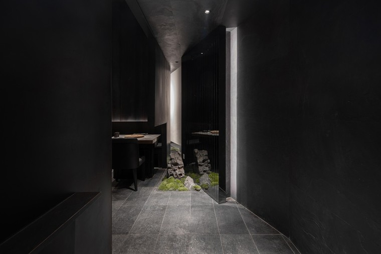 埂上设计丨取材生活,营造有仪式感的餐厅_46