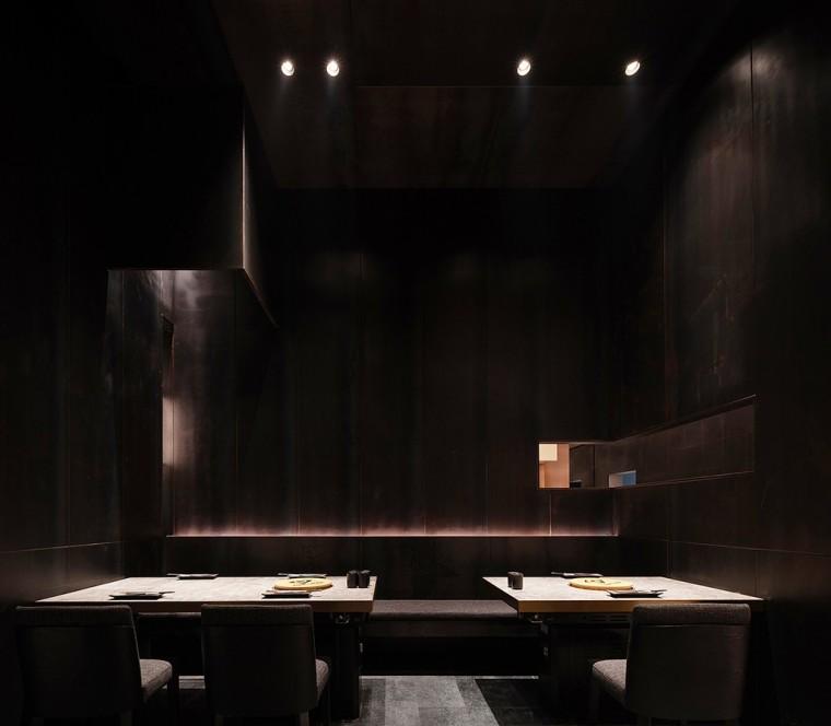 埂上设计丨取材生活,营造有仪式感的餐厅_49