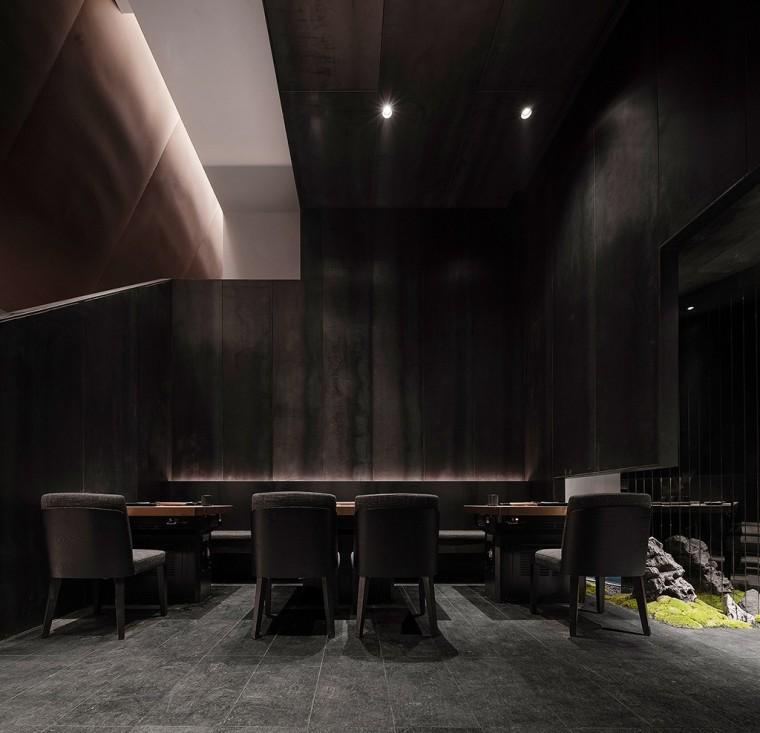 埂上设计丨取材生活,营造有仪式感的餐厅_48