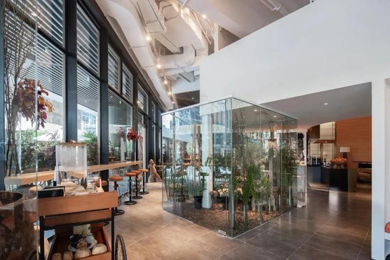 埂上设计丨取材生活,营造有仪式感的餐厅_54