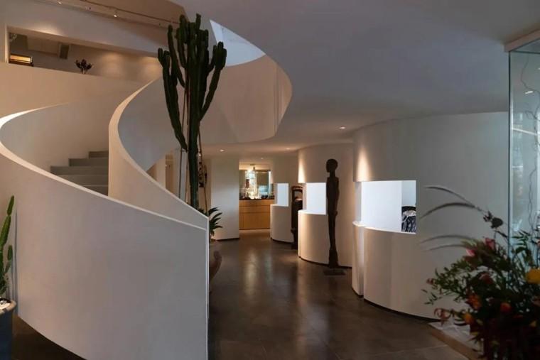 埂上设计丨取材生活,营造有仪式感的餐厅_55