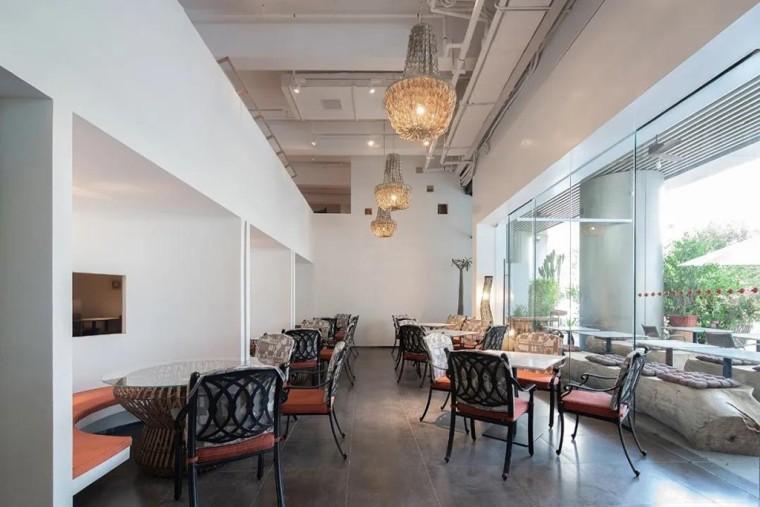 埂上设计丨取材生活,营造有仪式感的餐厅_53