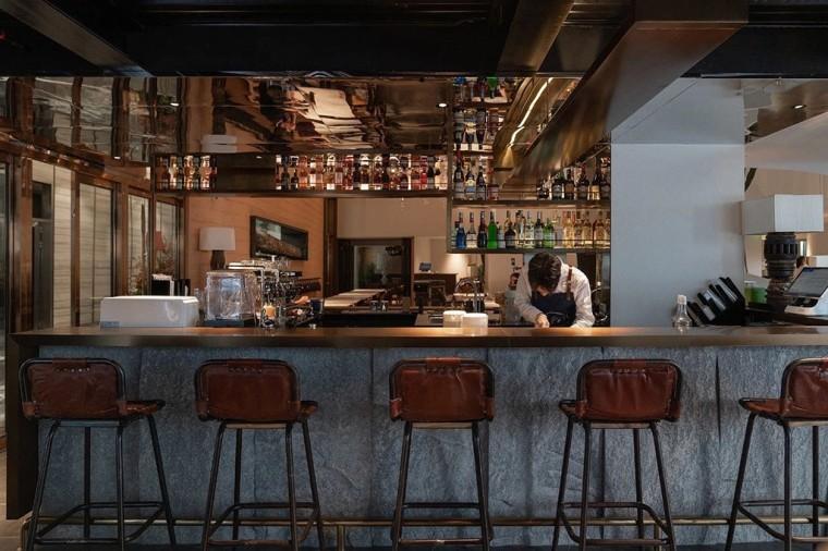 埂上设计丨取材生活,营造有仪式感的餐厅_59
