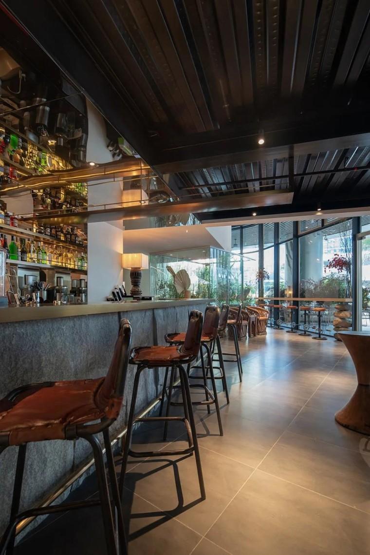 埂上设计丨取材生活,营造有仪式感的餐厅_60