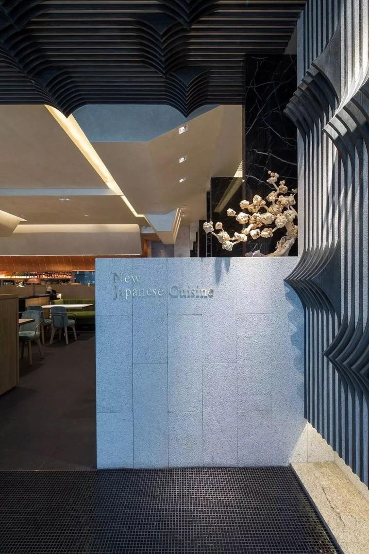 埂上设计丨取材生活,营造有仪式感的餐厅_63