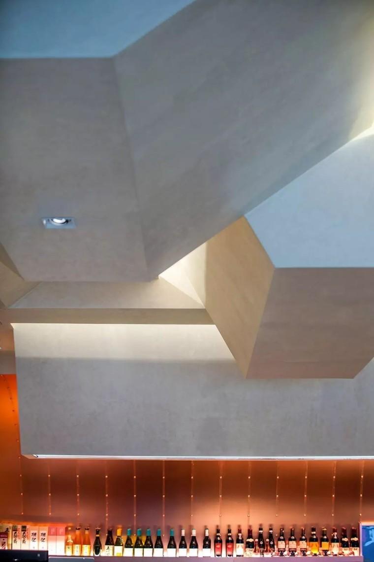 埂上设计丨取材生活,营造有仪式感的餐厅_68