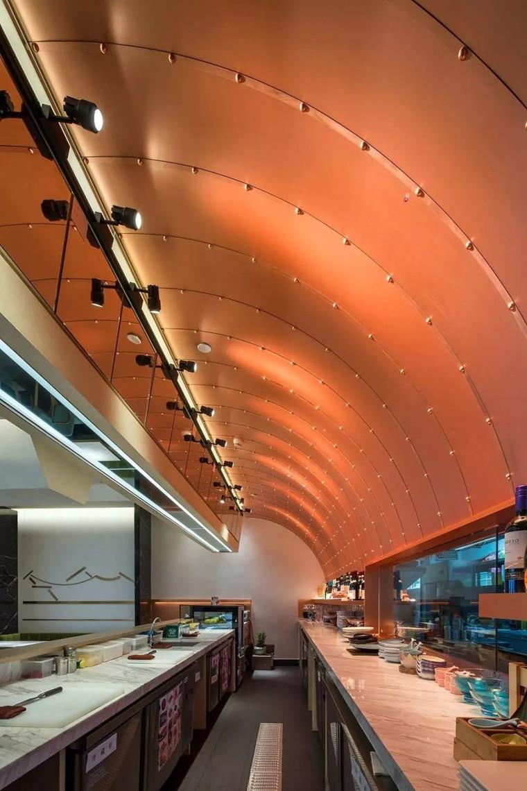 埂上设计丨取材生活,营造有仪式感的餐厅_67