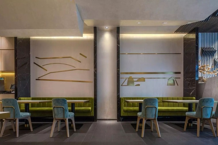 埂上设计丨取材生活,营造有仪式感的餐厅_69
