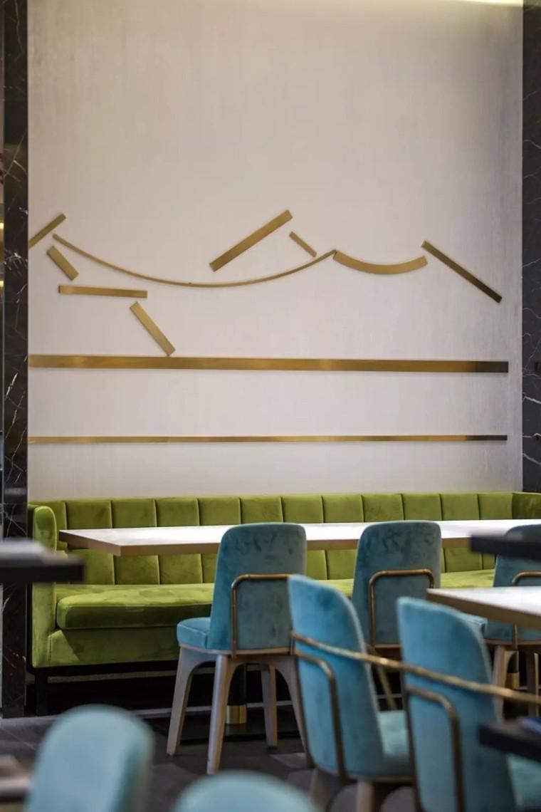 埂上设计丨取材生活,营造有仪式感的餐厅_70