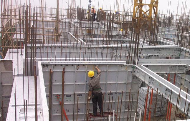 名企SSGF工业化体系铝模板工程标准做法