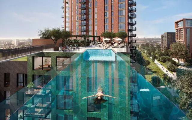 这设计才叫泳池,你那叫澡堂!_28