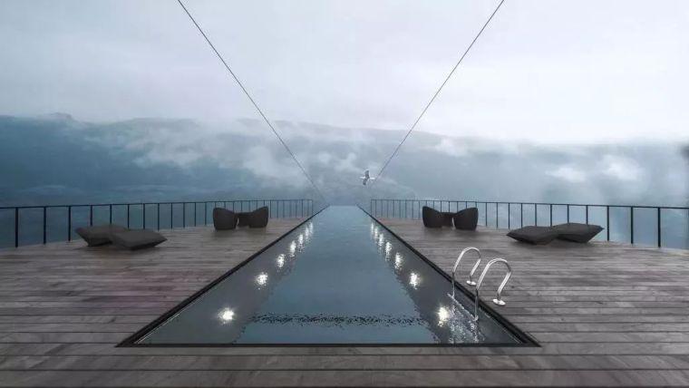 这设计才叫泳池,你那叫澡堂!_38
