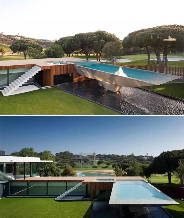 这设计才叫泳池,你那叫澡堂!_40