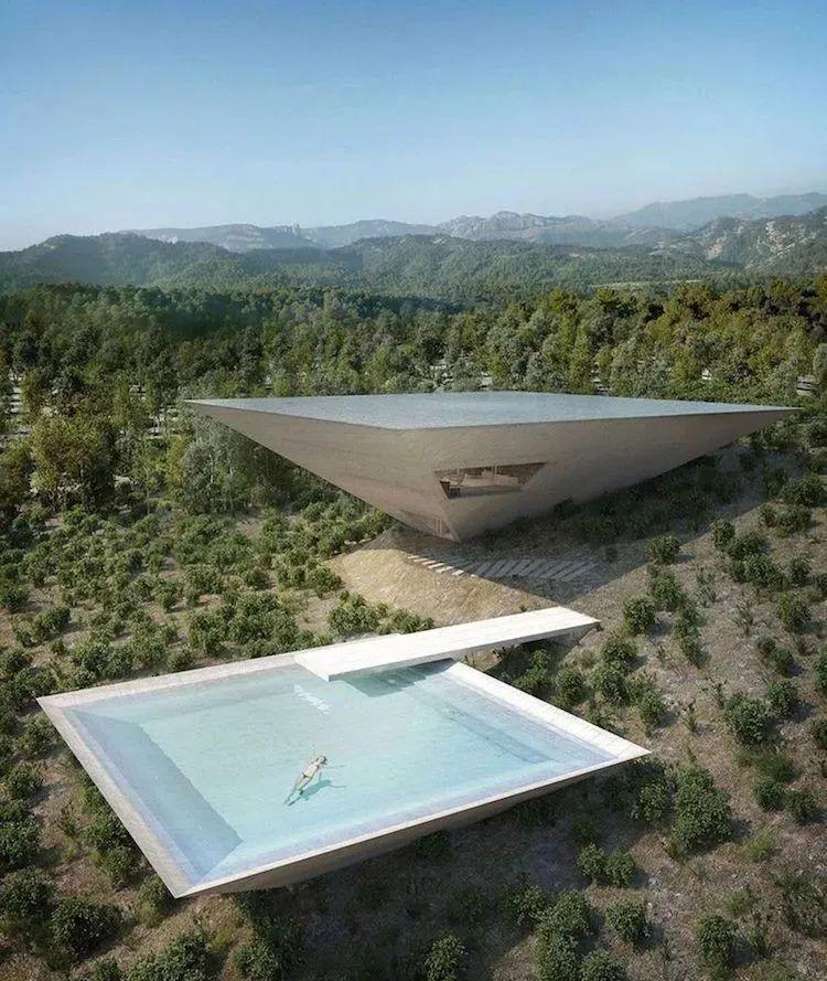 这设计才叫泳池,你那叫澡堂!_45