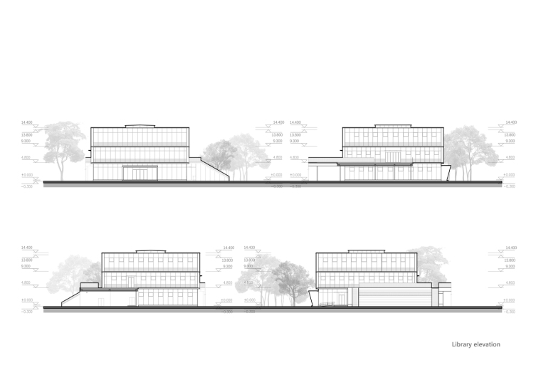 Library_elevation