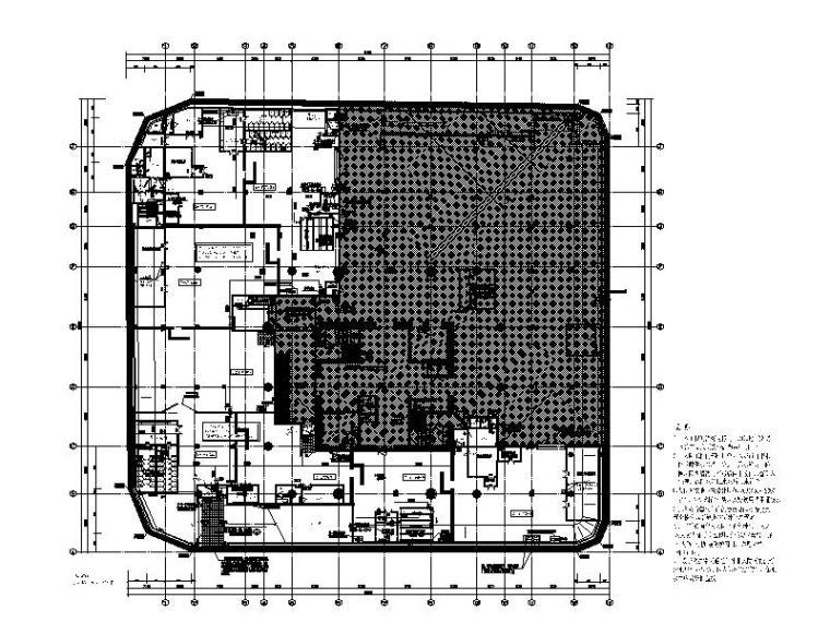 欧式二层滨水咖啡厅图资料下载-[广州]超高层办公建筑人防给排水施工图2019