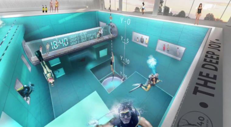 这设计才叫泳池,你那叫澡堂!_4