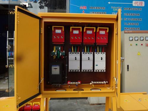标准电箱做法资料下载-名企SSGF工业化体系临水临电标准做法