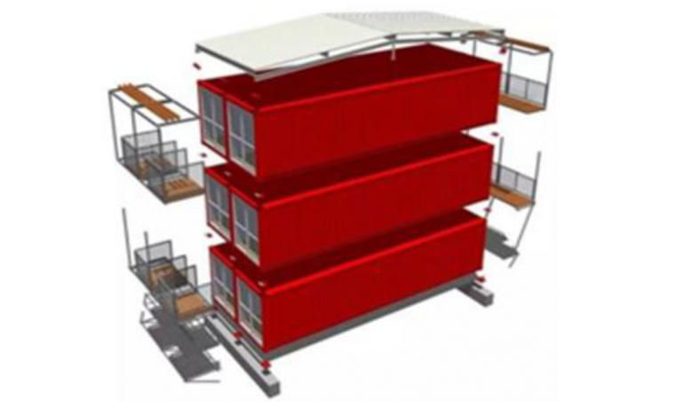 11种主流装配式建筑结构体系参数详解_3