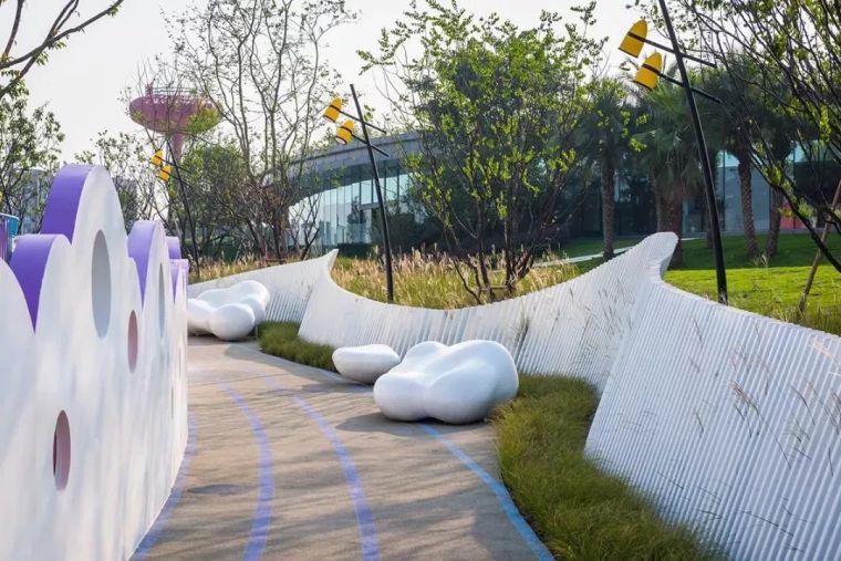主题乐园·3例精品主题空间景观设计实例_13