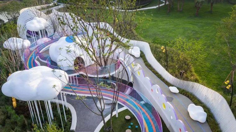 主题乐园·3例精品主题空间景观设计实例_12